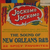 Jockomo Jockomo : the sound of New Orleans R&B