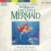 The little Mermaid : original soundtrack