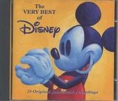 The very best of Disney : 28 origina soundtrack recordings