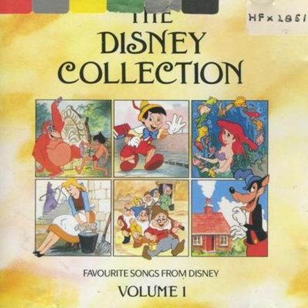 Favourite songs from Disney. vol.1