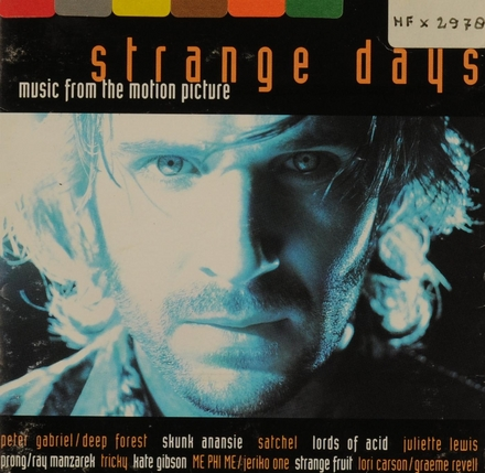 Strange days : music from the motion picture