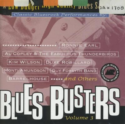 Blues busters. vol. 3