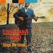 Sings the blues...+