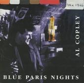 Blue Paris nights