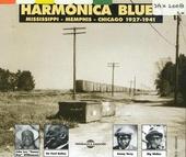 Harmonica blues : 1927-'41