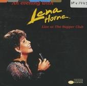An evening with Lena Horne