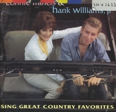 Connie Francis & Hank Williams jr. sing great country