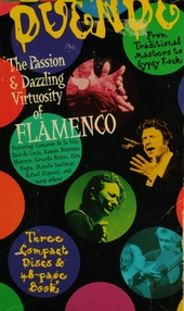 Duende : the passion & dazzling virtuosity of flamenco