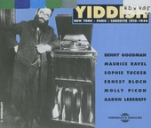 Yiddish : New York - Paris - Varsovie 1910-1940