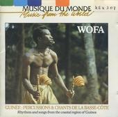 Guinée : percussions & chants de la basse-côte