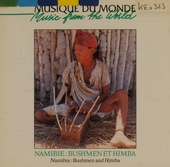 Namibie: bushmen et Himba