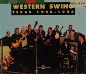 Western swing : Texas 1928-'44