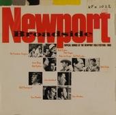 Newport broadside: Newport folk festival 1963