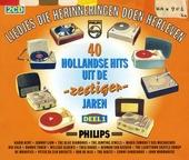40 Hollandse hits uit de 60er jaren. vol.1