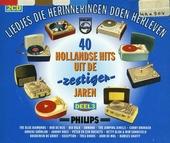 40 Hollandse hits uit de 60er jaren. vol.3