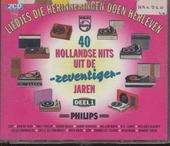 40 Hollandse hits uit de 70er jaren. vol.1