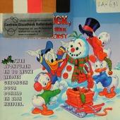 Donald Duck, Kwik, Kwek en Kwak vieren Sint en Kerst