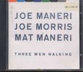 Three man walking