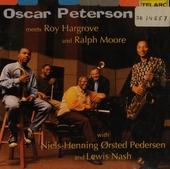 Oscar Peterson meets Roy Hargrove & Ralph Moore