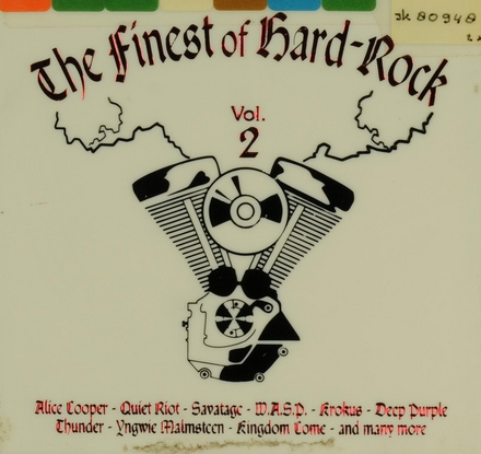 The finest of hard-rock. vol.2