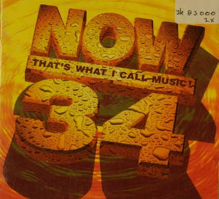 Now that's what I call music. vol.34