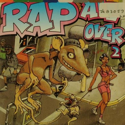 Rap all over. vol.2