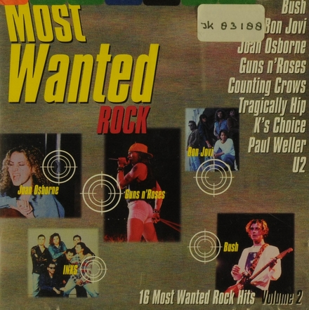 Most wanted rock. vol.2