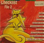 Checklist. vol.2