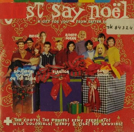 Just say Noël