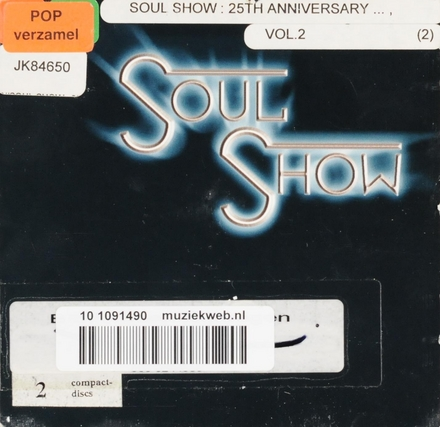 Soul show : 25th anniversary collection : the seventies. vol.2