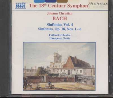 Sinfonias. Vol. 4