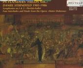 Symfonische muziek van Daniël Sternefeld (1905-1986)