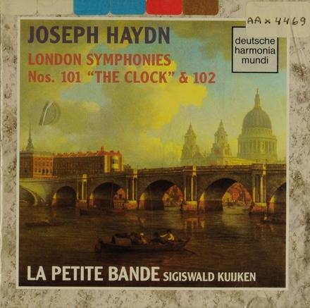 Zwei Londoner Sinfonien