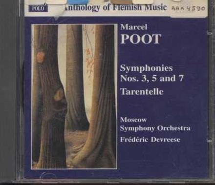 Symphonies nos.3,5 and 7