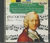 Concerti grossi and violin concertos