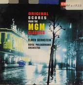 Original scores from MGM classics