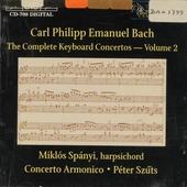 The complete keyboard concertos. Vol. 2