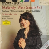 Concerto for piano and orchestra no.1 op.23