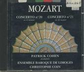 Concerto no.20 en ré mineur K.466