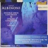 Concerto for strings, op.7 no.1. vol.1