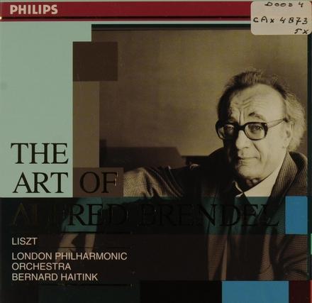 The art of Alfred Brendel. vol.4