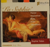 Popular harpsichord music of the eighteenth century