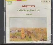 Cello suites nos.1-3