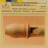 Flemish contemporary recorder music (II). vol.2