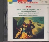 Guitar duets (complete), vol.1. vol.1