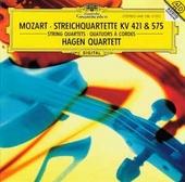 Streichquartette KV.421 & 575