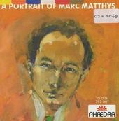 A portrait of Marc Matthys