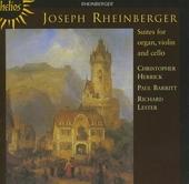 Suite for organ, violin and cello, op.149