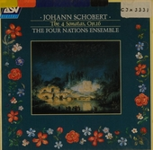 The 4 sonatas, op.16