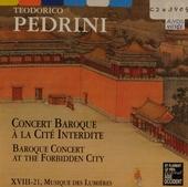 Concert baroque a la cité interdite